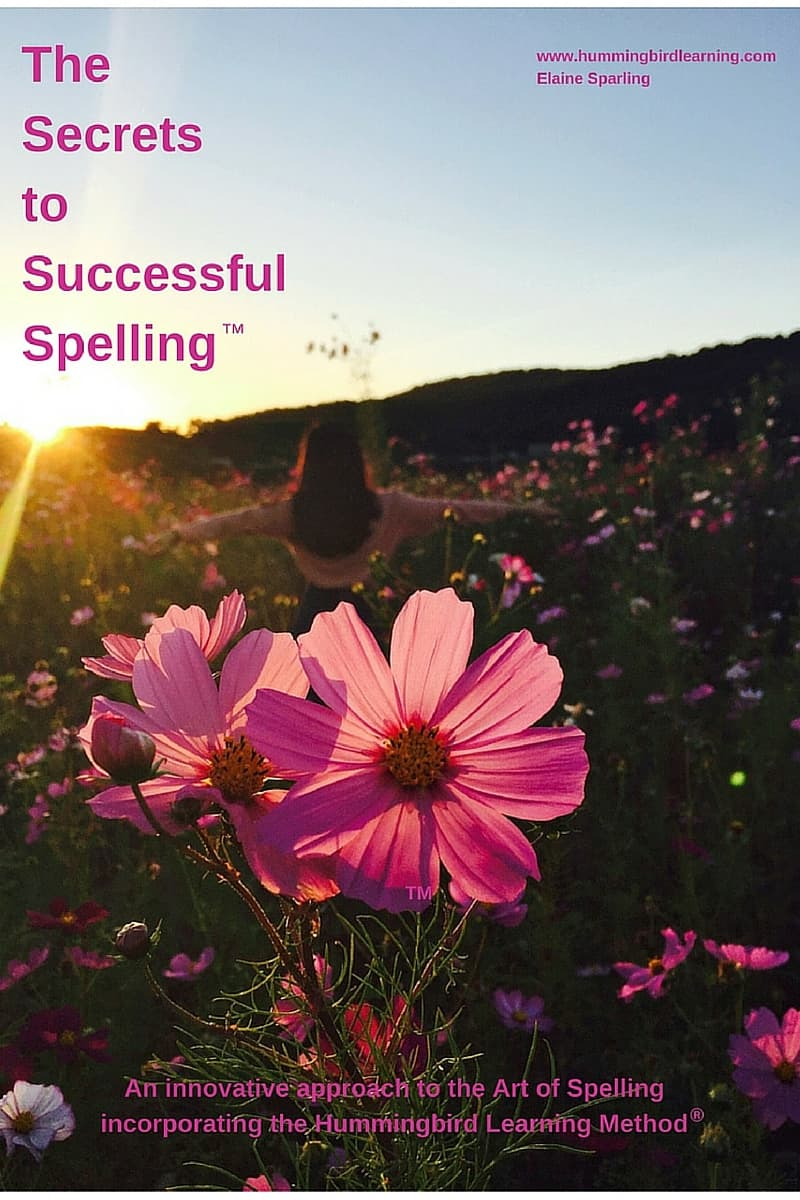 Spelling coursework