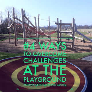 Help your child with sensory or social difficulties at the playground