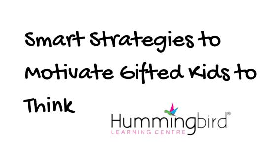 Giften Children need different Strategies