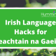 Easy Tips for learning (or re-learning) Irish