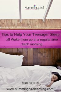 How to ensure your child sleeps