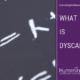Dyscalculia math dyslexia