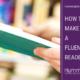 reading fluently