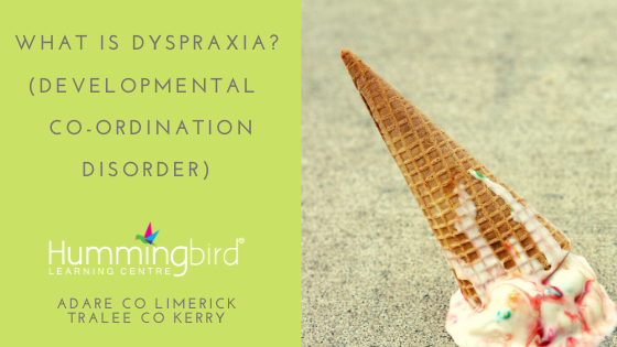 Clumsy child dyspraxia