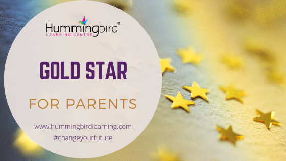 parents deserve a gold star