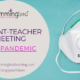 parent-teacher meeting in Covid 19