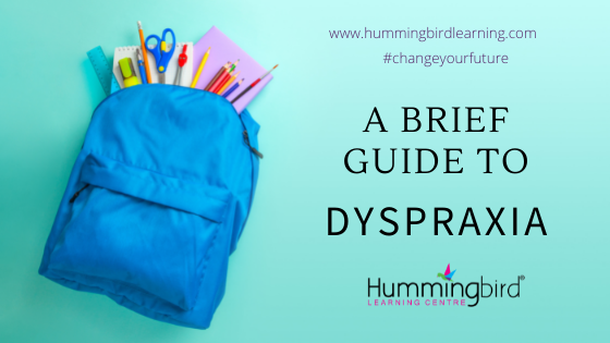 Guide to dyspraxia