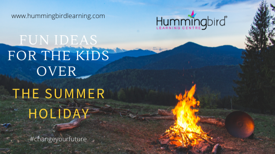 Summer Holiday ideas for kids to do